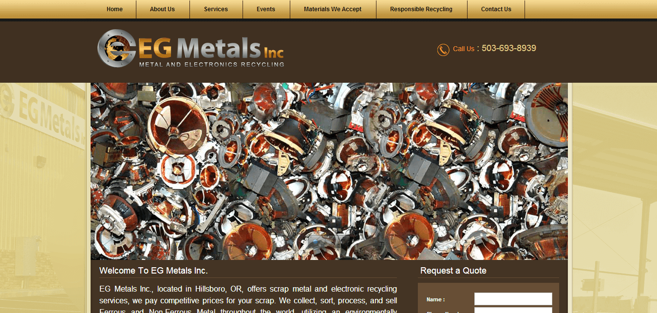 EG Metal Recycling
