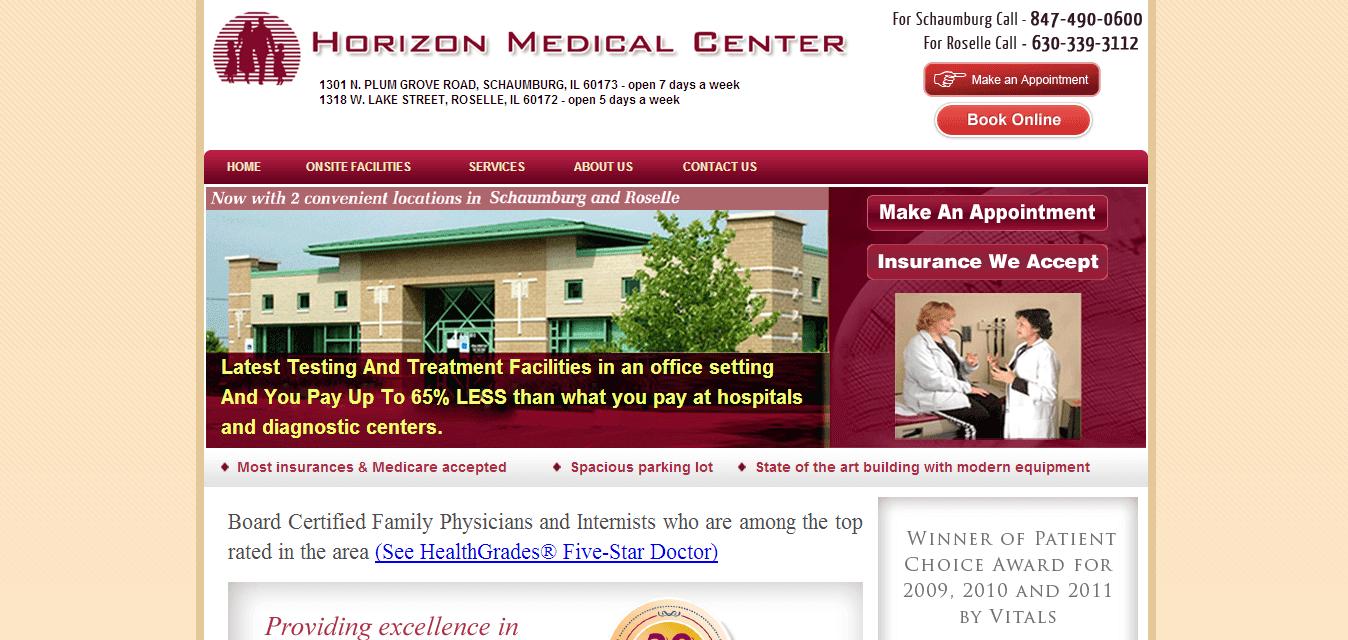 Horizon Medical Center