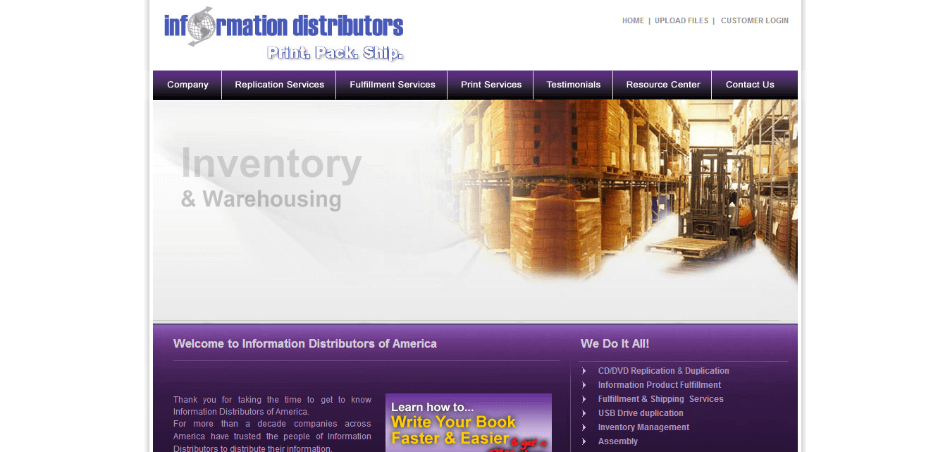 Information Distributors