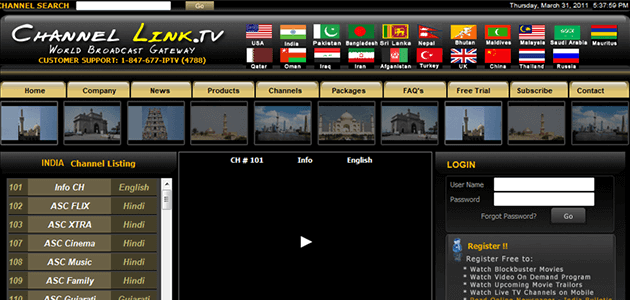 Channel Link TV