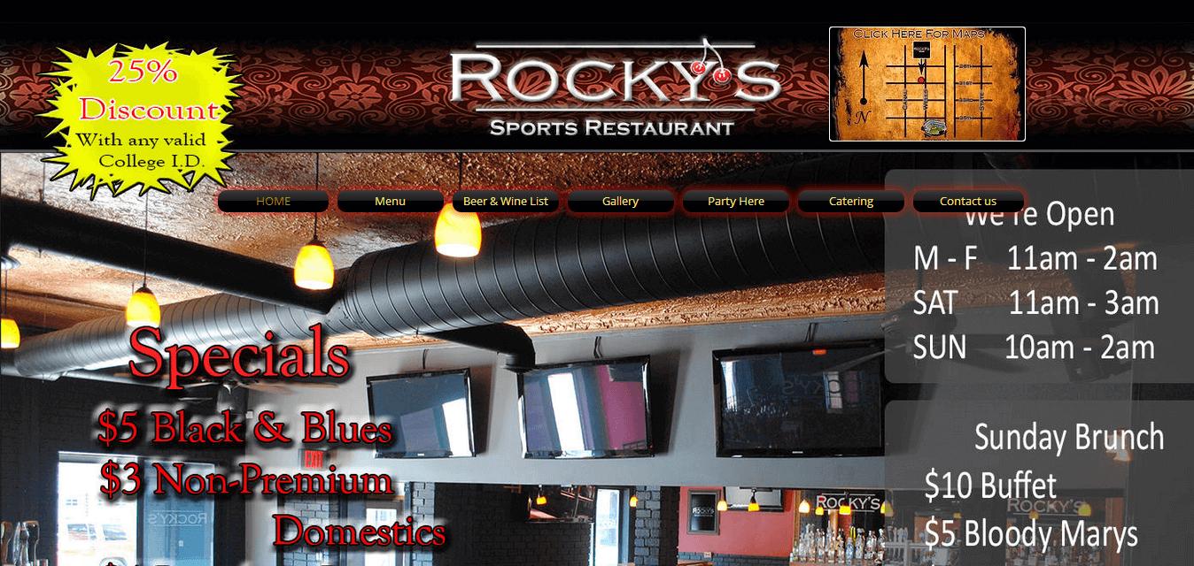 Rocky's Chicago