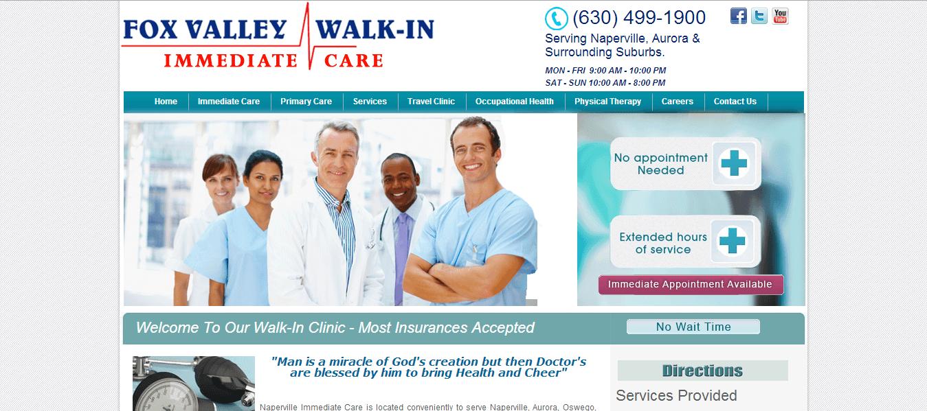 Fox Valley Immediate Care