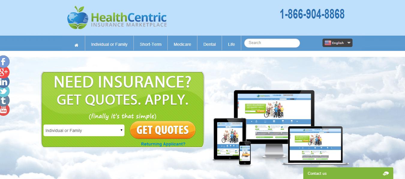 Health Centric Insurance Marketplace