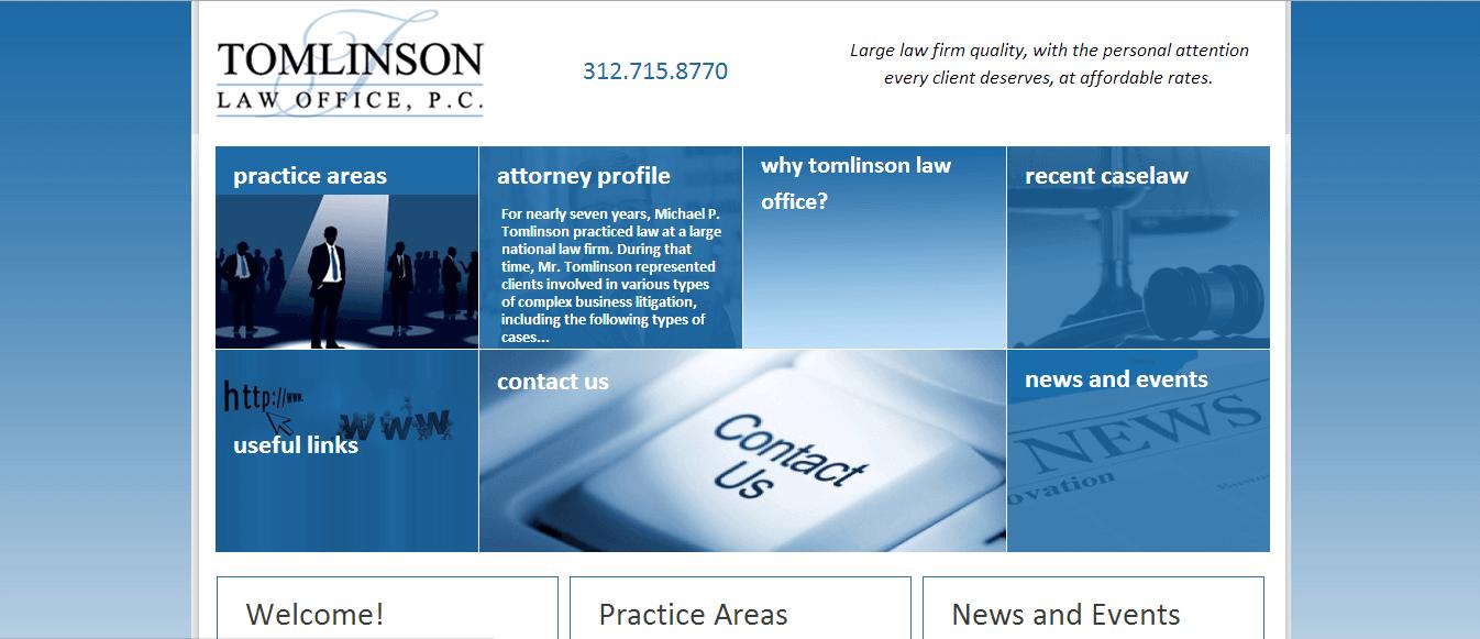 Tomlinson Law Office, P.C.