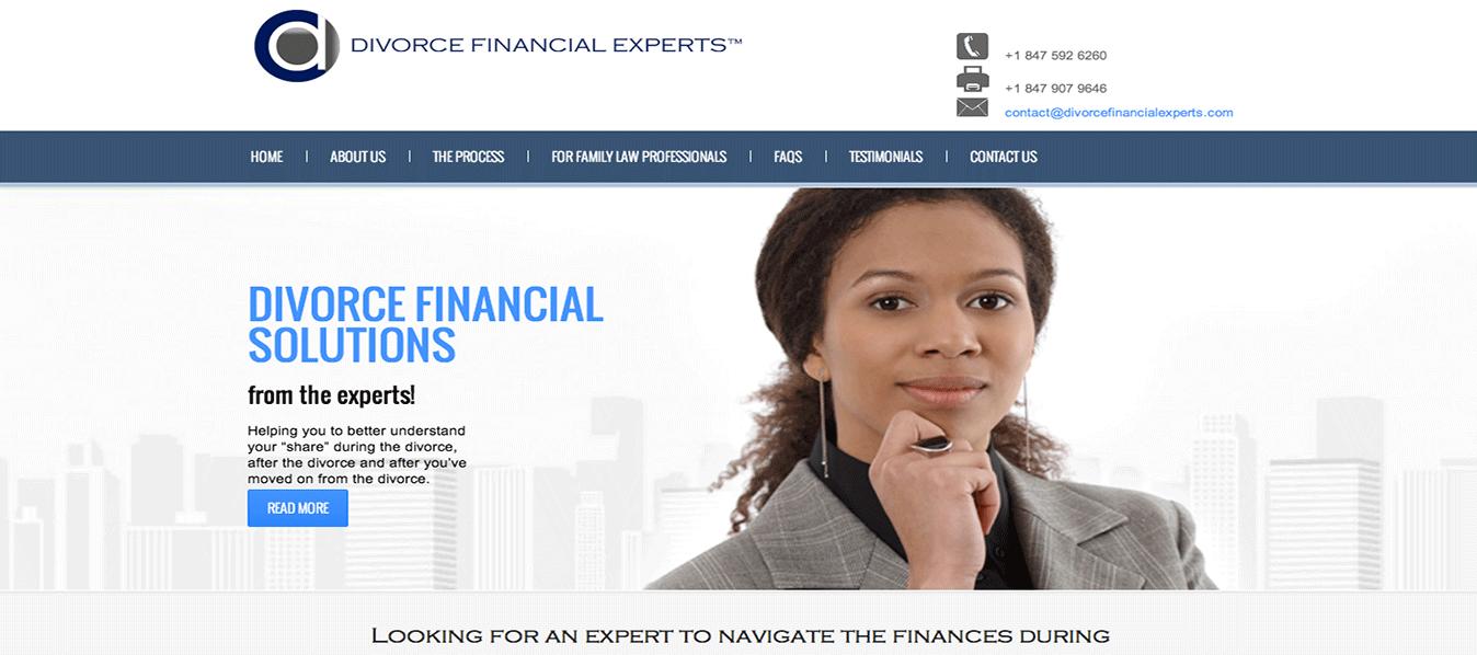 Divorce Financial Experts