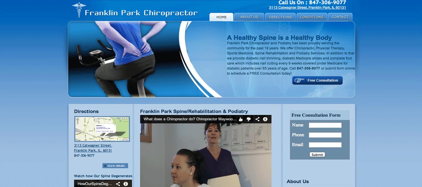 Franklin Park Chiropractor