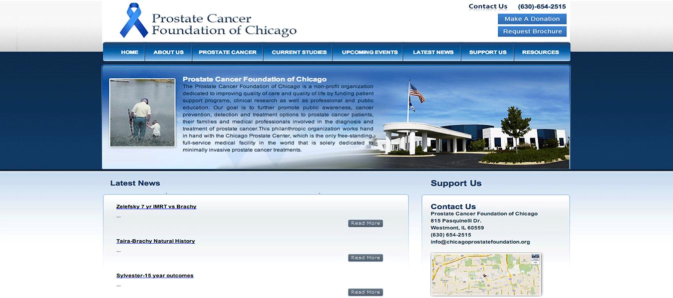 Prostate Cancer Foundation of Chicago