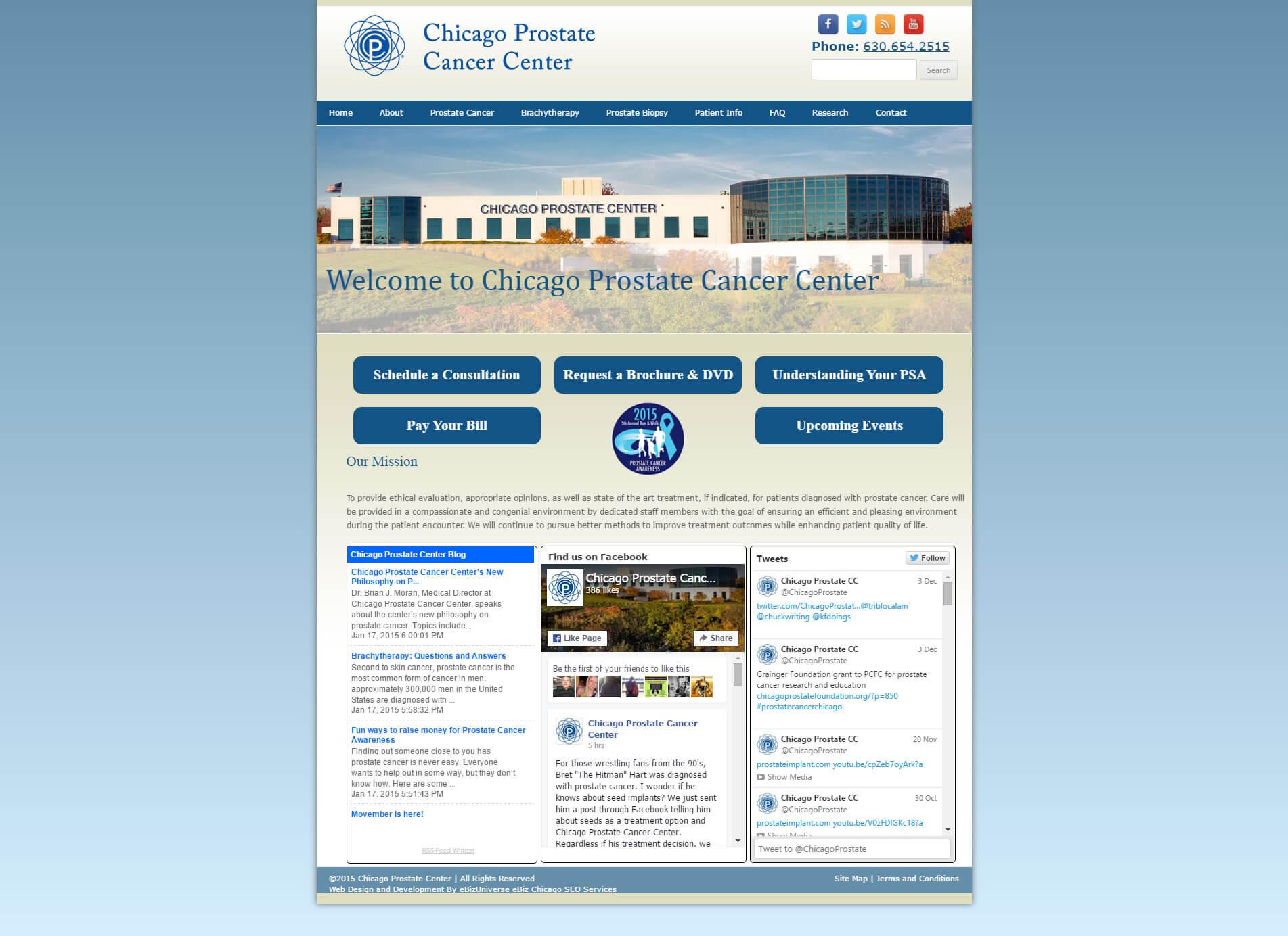 Chicago Prostate Center