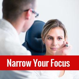 Narrow Your Focus - How to Tame Social Media Distractions