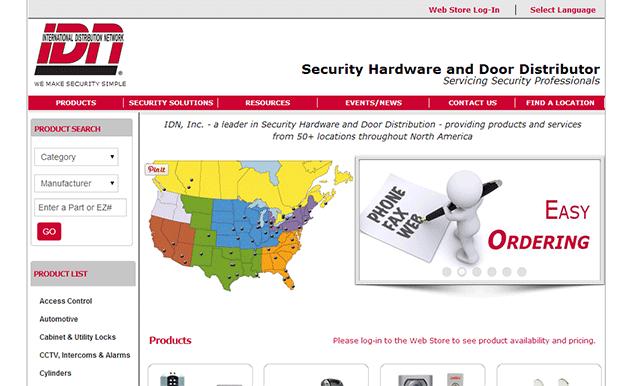 IDN – International Distribution Network
