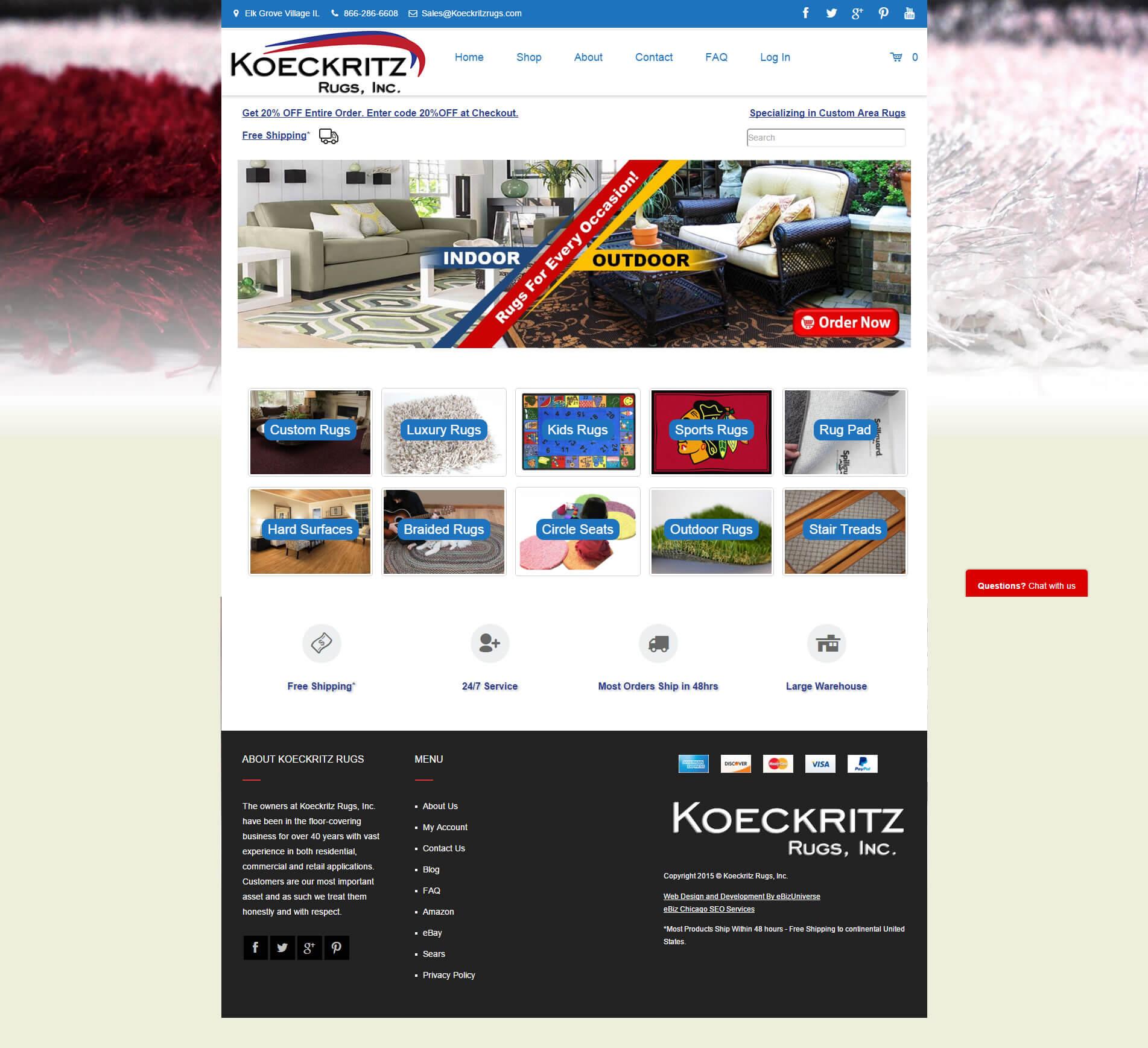 Koeckritz Rugs
