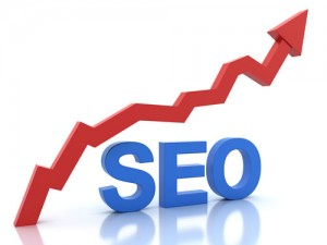 Traffic increases exponentially as SEO practices are put in place.