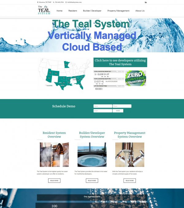 Teal System
