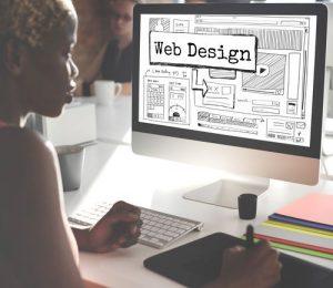 Columbia web design