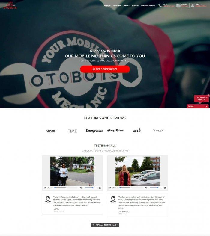 Otobots Auto Repair