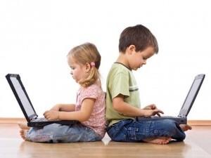 Children on the internet