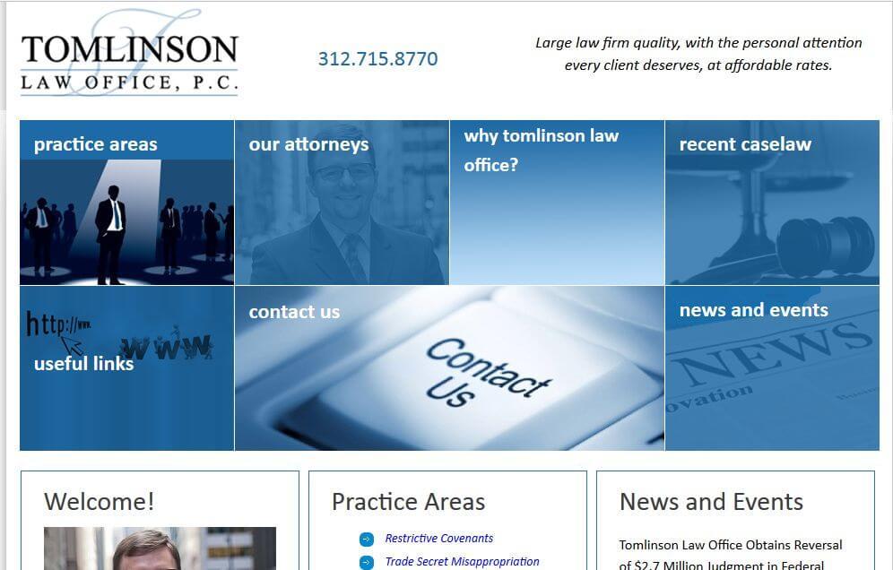 Tomlinson Law