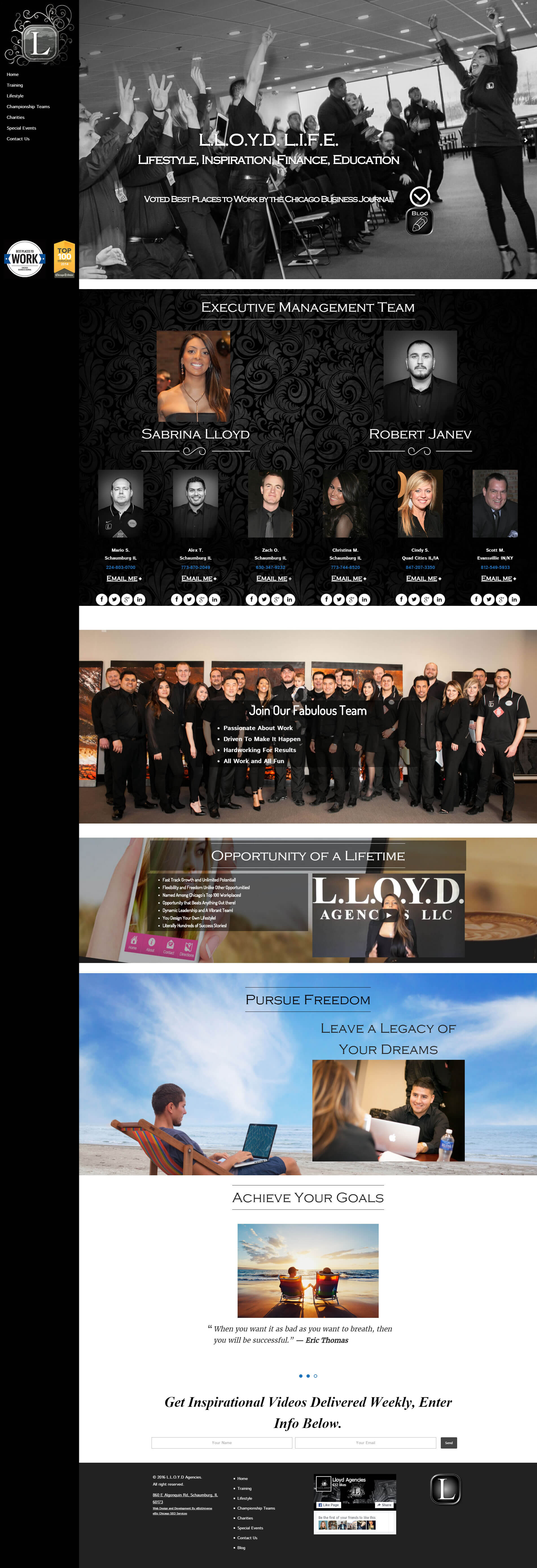 Lloyd Agencies