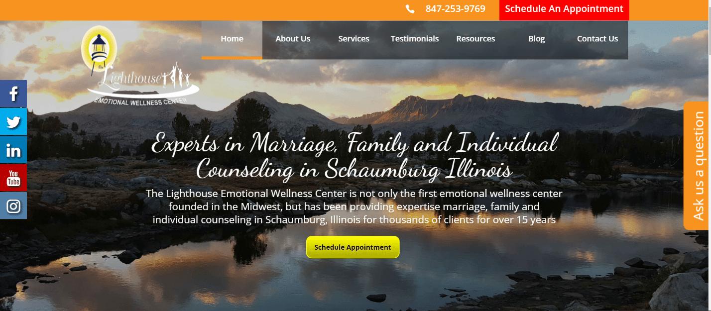 lighthouse website