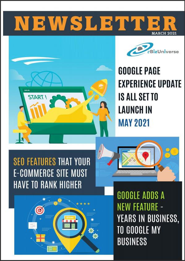 March 2021 Digital Marketing Insider Secrets eBizUniverse