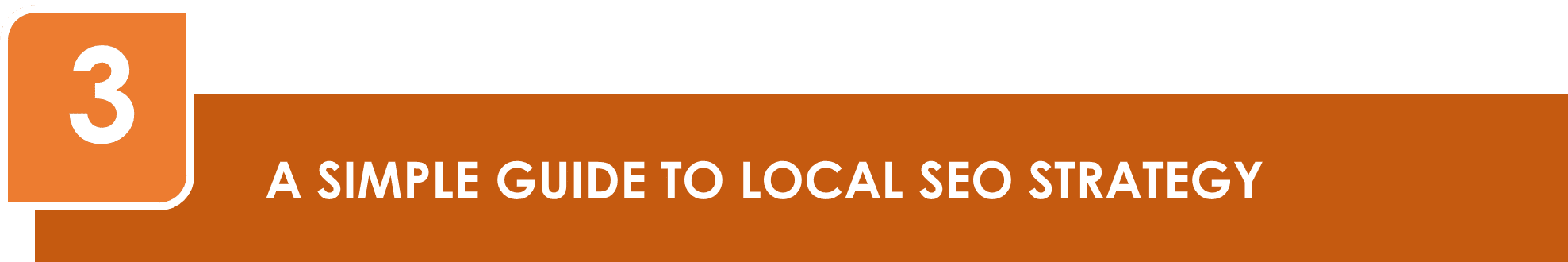 A Simple Guide to Local SEO Strategy