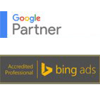 Google Partner Accredited Professional Bing Ads