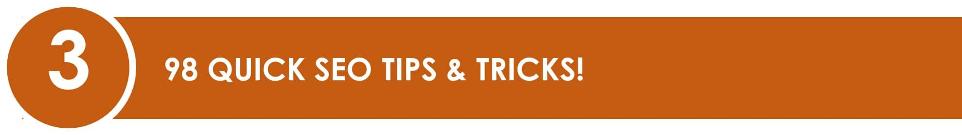 98_Quick_SEO_Tips_and_Tricks