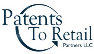 Patents to Retail logo